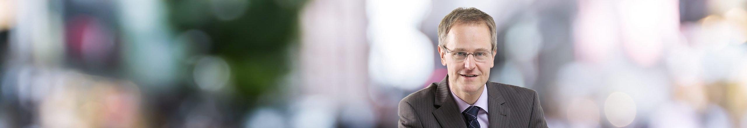 Ihr Consultant Dr. Michael Kalman